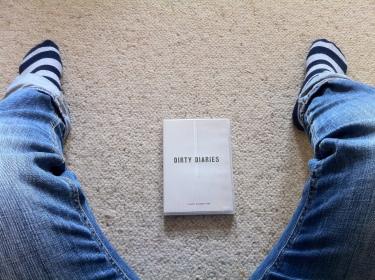 Ich und mein erster feministischer Pornokauf: Dirty Diaries. 12 Shorts of Feminist Porn.
